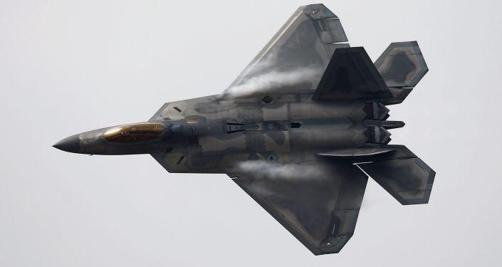 Stíhačka F-22