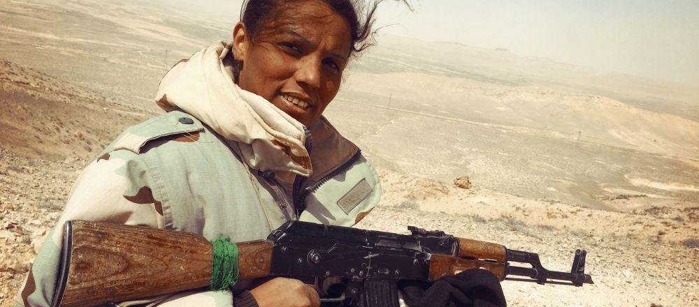 Syrská fotokronika od ruských novinářů
