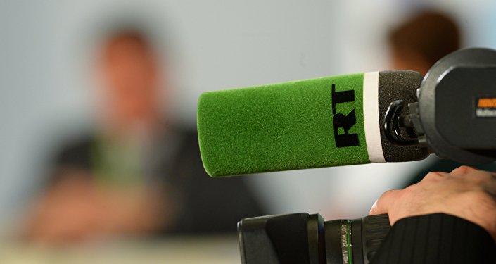 Mikrofon televize RT
