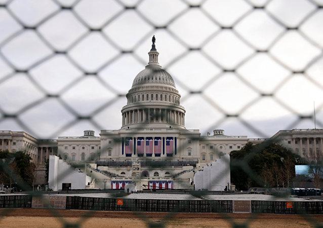 Opatření bezpečnosti ve Washingtonu