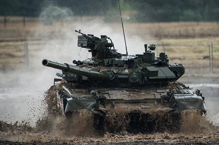 Tank T-90