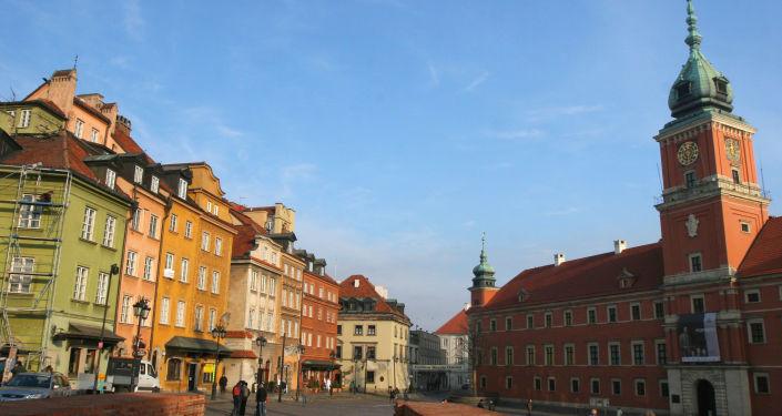 Zámecké náměstí, Varšava