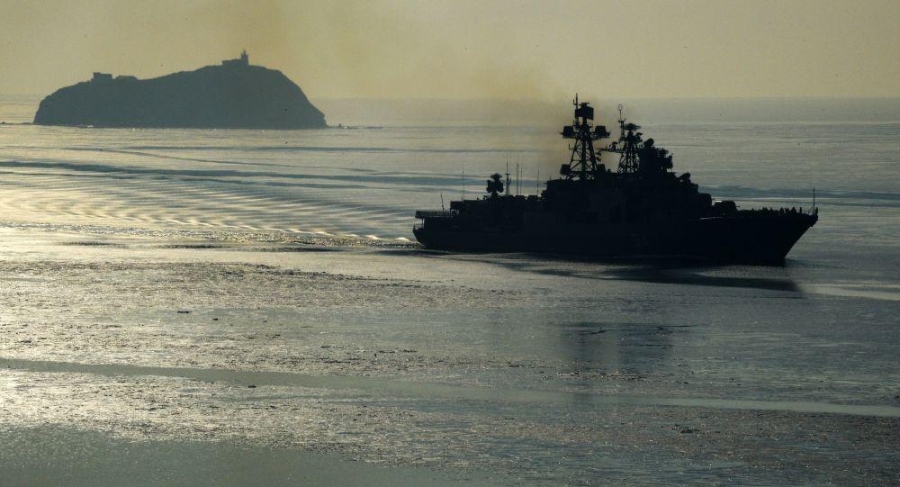 Velká protiponorková lod' Admirál Tribuc