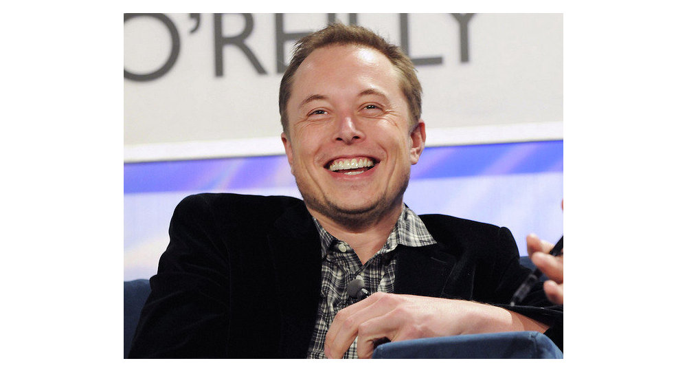 Elon Musk, founder of Tesla Motors and SpaceX