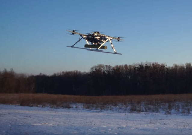 Dron Komandor