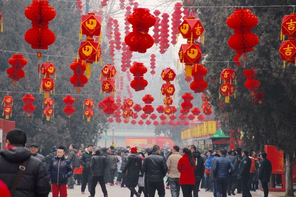 Oslavy čínského nového roku