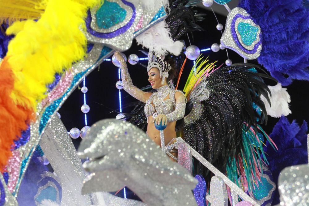 Na karnevalové týdny se tady připravují celý rok
