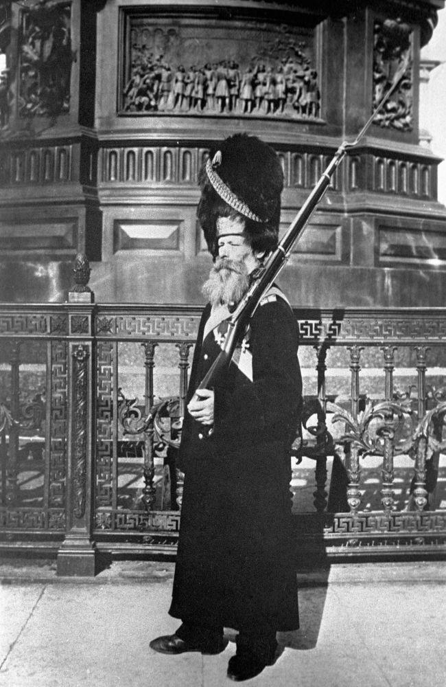 Granátník, rok 1913