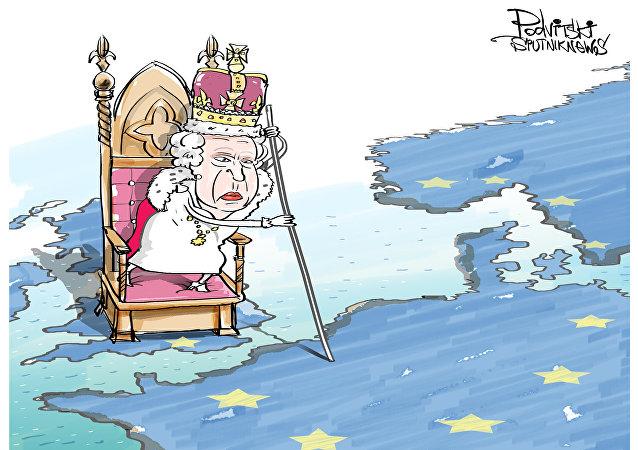 Británie pryč z EU?