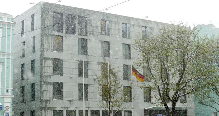 Velvyslanectví Německa v Kyjevě