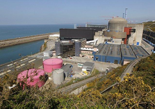 Elektrárna Flamanville