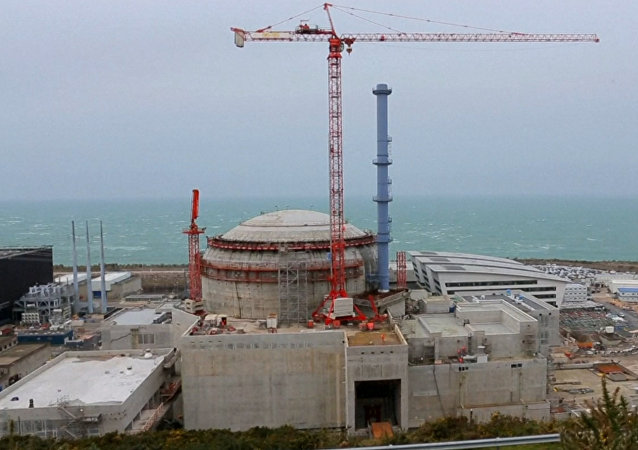 Jaderná elektrárna ve Francii