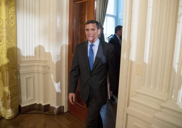 Poradce amerického prezidenta pro národní bezpečnost Michael Flinn