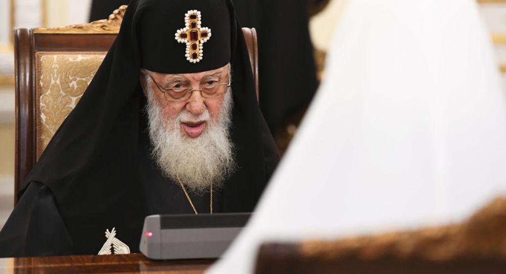 Patriarch Gruzie Ilija II