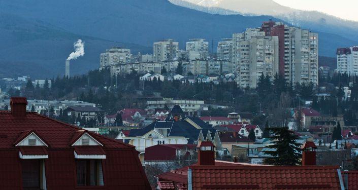 Alušta, Krym