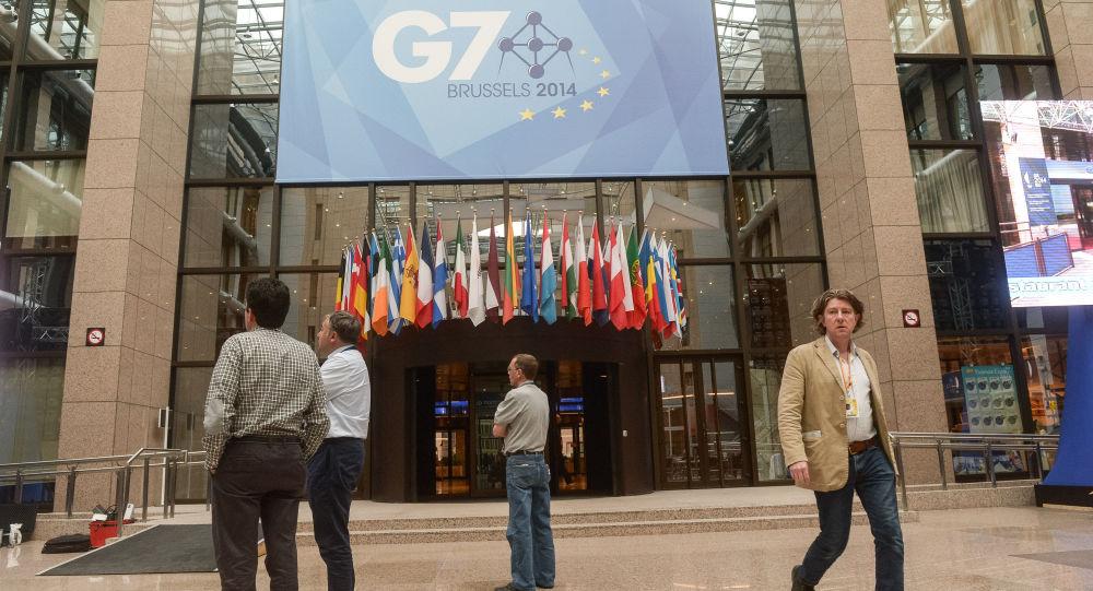 Summit G7 v Bruselu