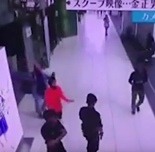 Na Internetu se objevilo video útoku na Kim Čong-nama