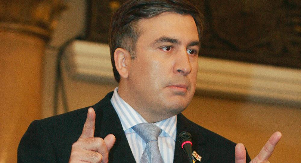 Michail Saakašvili