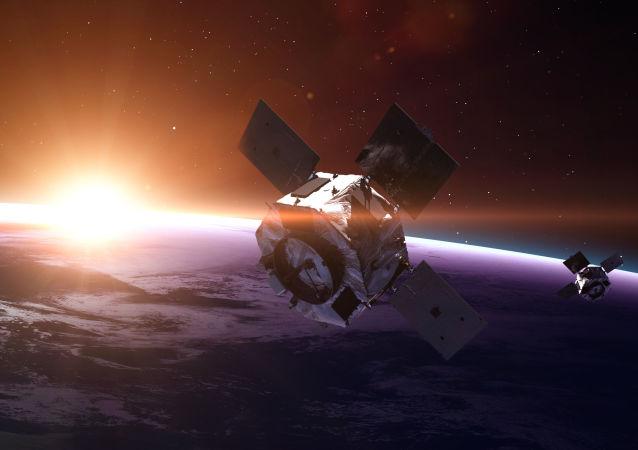 Družice na oběžné dráze Země