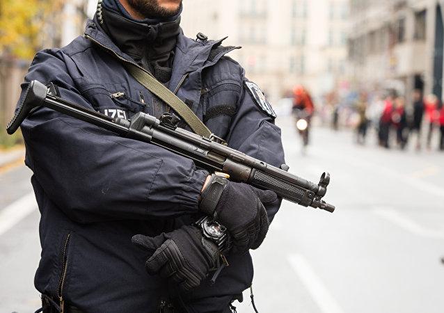 Německý policista