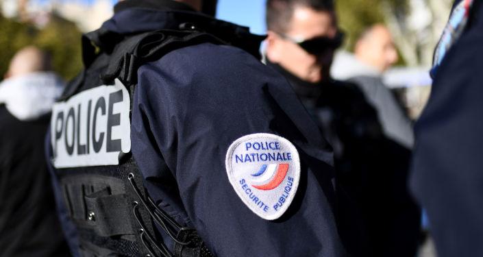 Francouzští policisté
