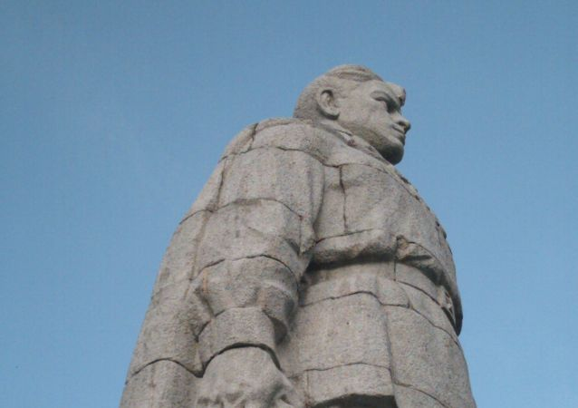 Pomník Aljoša
