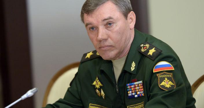 Náčelník Generálního štábu Gerasimov