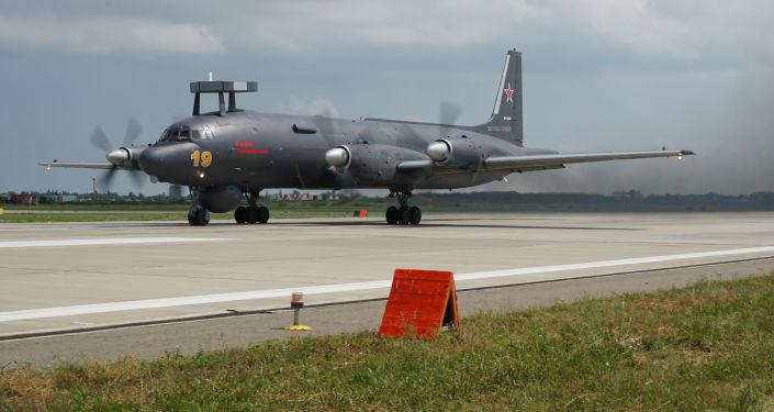 Letadlo Il-38