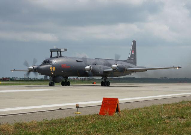 Letoun Il-38N. Ilustrační foto
