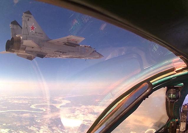 Dvoustranné cvičení protivzdušných vojsk