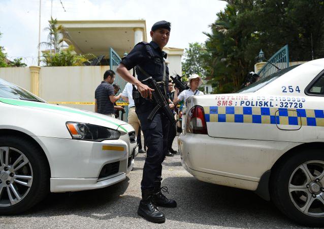 Malajsijská policie uzavřela budovu velvyslanectví KLDR v Kuala Lumpur