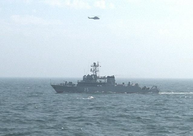 Cvičení NATO v Černém moři