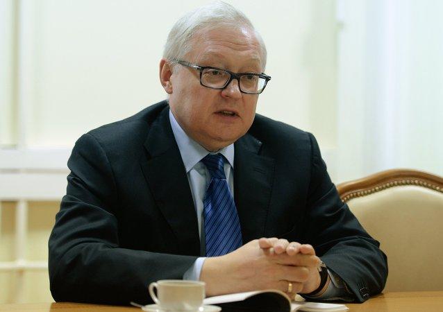 Sergej Rjabkov