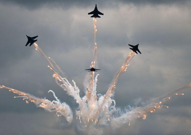 Letecká soutěž Aviadarts 2015