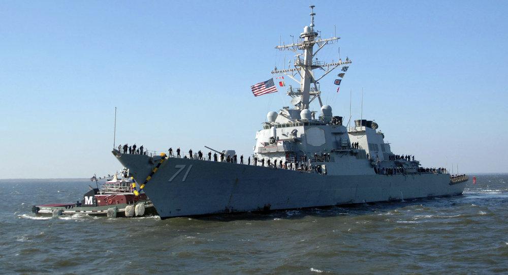 Americký torpédoborec Ross