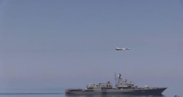 Ruská stihačka podruhé prolétá nad americkým torpédoborcem v Černém moři