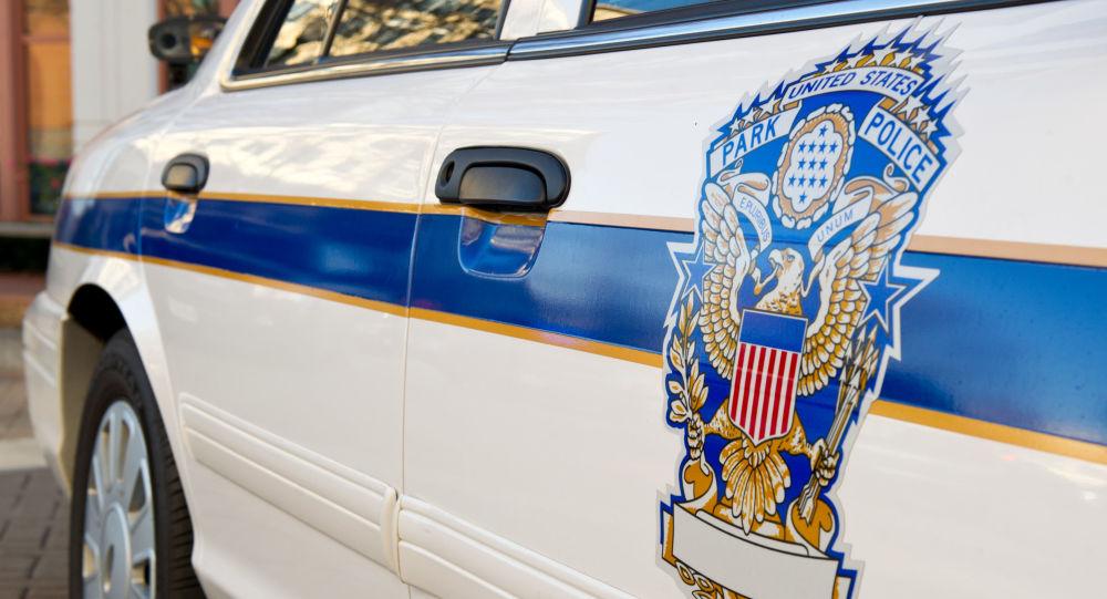 Americký policejní vůz