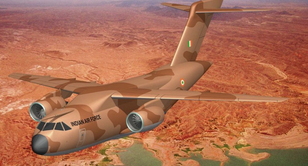 Společný rusko-indický podnik Multirole Transport Aircraft Ltd (MTAL)