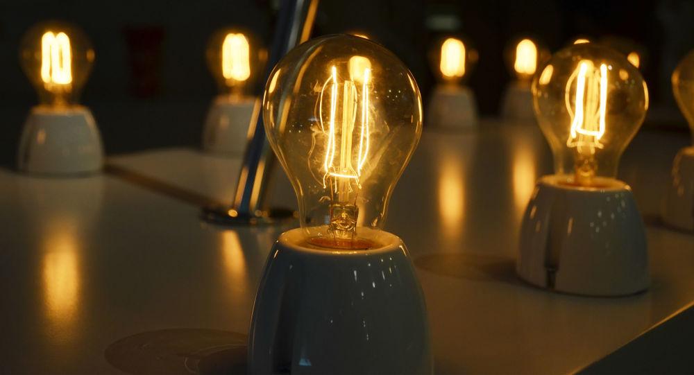 Lampičky. Ilustrační foto
