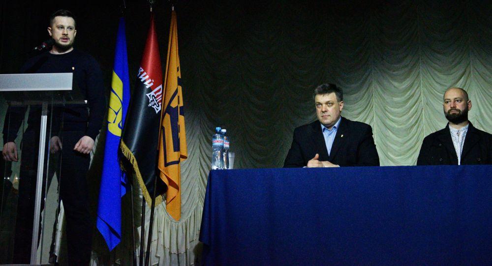 Ukrajinští nacionalisté podepsali manifest o sjednocení sil