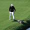 Americký hráč golfu shodil aligátora z hracího pole do vodní nádrže během turnaje
