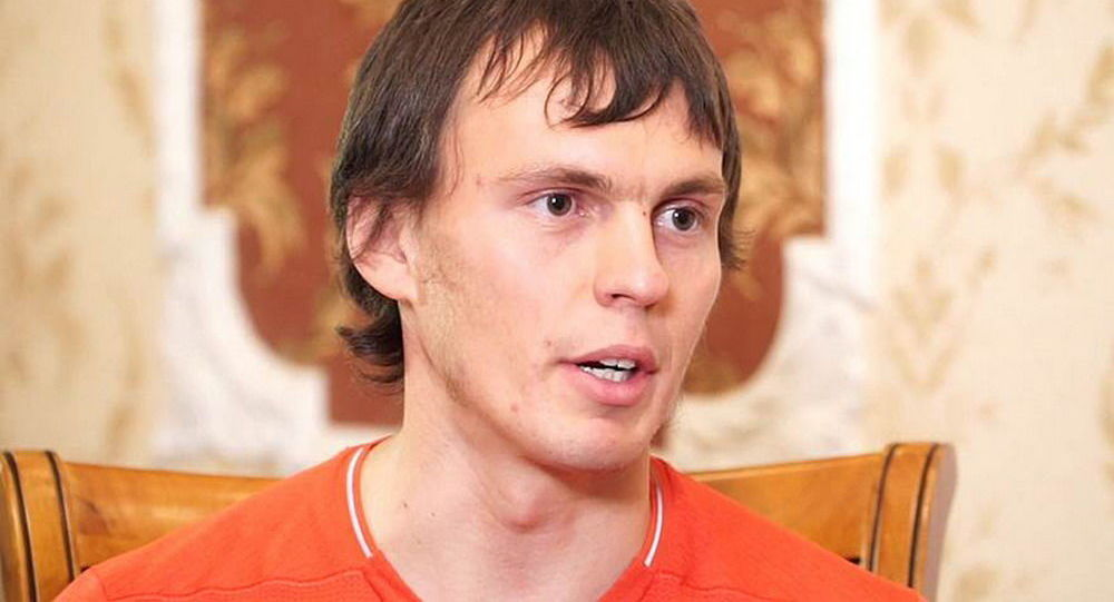 Běžec Andrej Dmitrijev