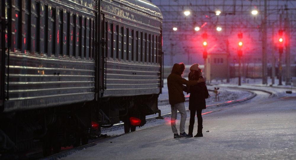 Západně Sibiřská železnice