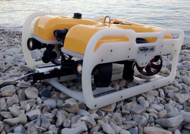 Nejnovější dálkový podvodní přístroj Marlin 350
