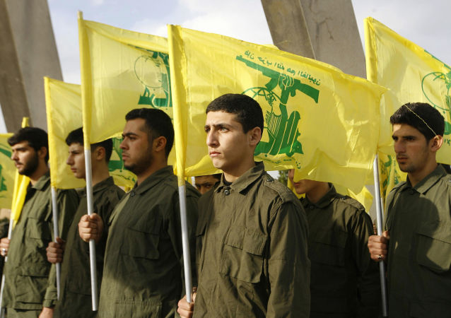 Hnutí Hizballáh. Archivní foto