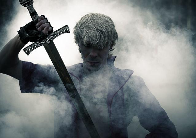 Vojín s mečem