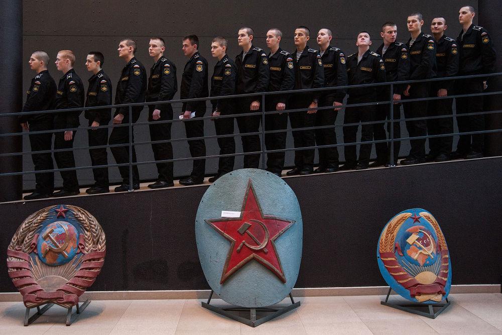 Alexej Lošilov Prohlídka muzea, 1. místo