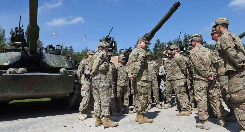 Média: Německo utrácí stovky milionů eur za americká vojska
