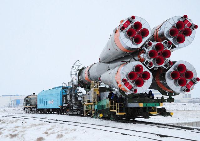 Nosná raketa Sojuz-U
