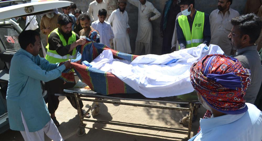 Oběť správce chrámu v pákistánské provincii Pandžáb